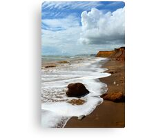 Compton beach Canvas Print