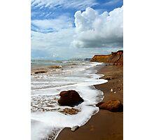 Compton beach Photographic Print