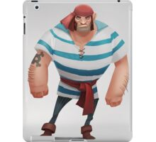 Pirate skins iPad Case/Skin
