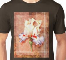 Gorgeous Iris Decorative Painting Unisex T-Shirt