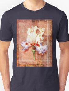 Gorgeous Iris Decorative Painting T-Shirt