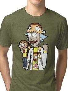 Super Fan Rick Tri-blend T-Shirt