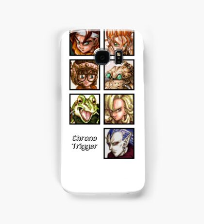 Heroes in Time Samsung Galaxy Case/Skin