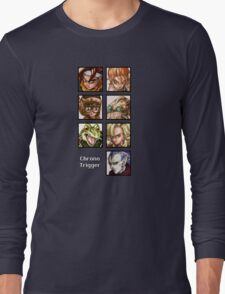 Heroes in Time Long Sleeve T-Shirt
