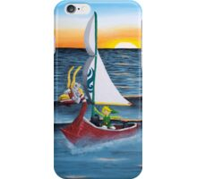 Outset Island iPhone Case/Skin