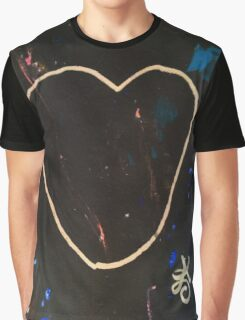 Heart Valentine. Be Mine. Literally. Graphic T-Shirt