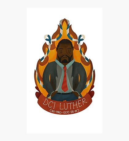 DCI Luther Photographic Print