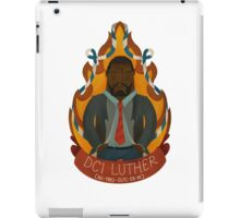DCI Luther iPad Case/Skin