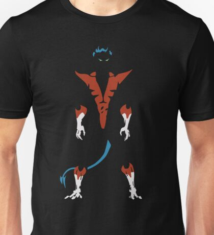 Shadow of a Nightcrawler Unisex T-Shirt