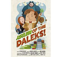 Doctor Who - Asylum of The Daleks! Photographic Print