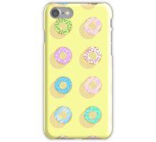 Colorful Doughnut Pattern Phone Case iPhone Case/Skin