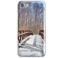 Winter Hike iPhone Case/Skin