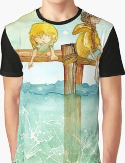 Sunny Day Out Graphic T-Shirt