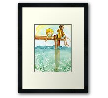 Sunny Day Out Framed Print
