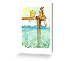 Sunny Day Out Greeting Card