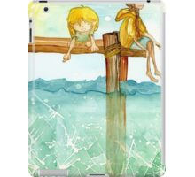 Sunny Day Out iPad Case/Skin