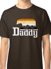 white daddy bear Classic T-Shirt