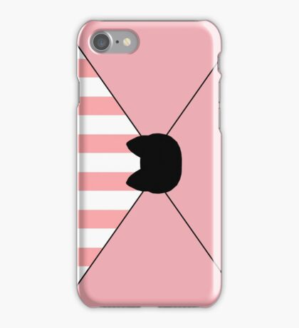 Bee and Puppycat Temp Work Assignment iPhone Case/Skin
