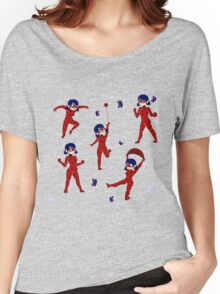 Lady Bug Women's Relaxed Fit T-Shirt