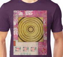 pink bullseye Unisex T-Shirt