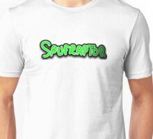 Spufraptor TEXT Unisex T-Shirt