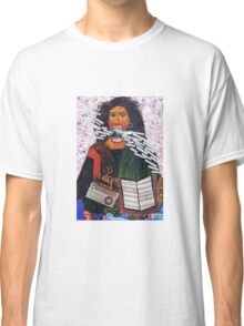 Broken Authors by Lucy Jones Classic T-Shirt