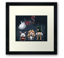 Alice chibi Framed Print