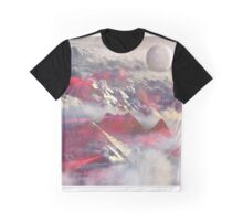 Above the clouds Graphic T-Shirt