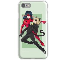 Ladynoir iPhone Case/Skin