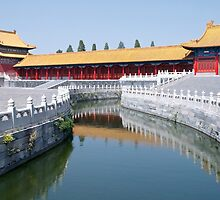 Beijing: Within The Forbidden City by Kasia-D