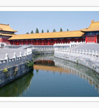 Beijing: Within The Forbidden City Sticker
