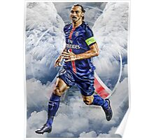 Zlatan  Ibrahimovic Poster