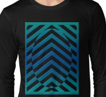 Abstract style kinetic style  Long Sleeve T-Shirt