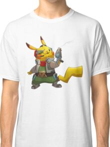 0004 - Pika McCloud Classic T-Shirt