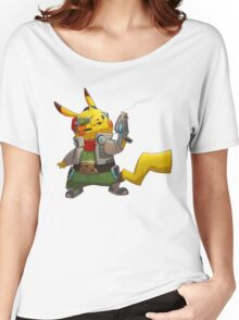 0004 - Pika McCloud Women's Relaxed Fit T-Shirt
