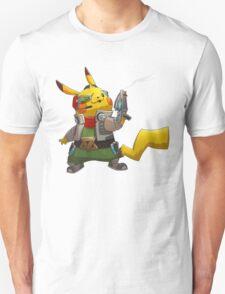 0004 - Pika McCloud Unisex T-Shirt