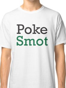 Poke Smot  Classic T-Shirt