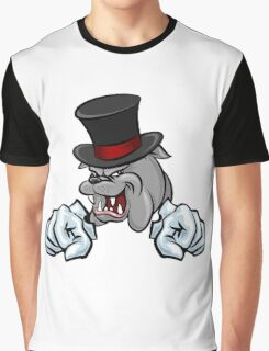 Bulldog Graphic T-Shirt