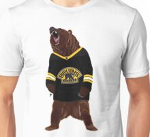 Boston Bruins Bear Unisex T-Shirt