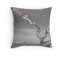 0005 - What Could Possibly Go Wrong? Throw Pillow