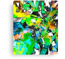 Certain Segment Canvas Print