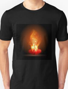 Burning Hearts T-Shirt