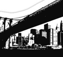 Under the Bridge Sticker