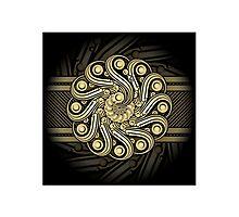 Steampunk Background by devaleta
