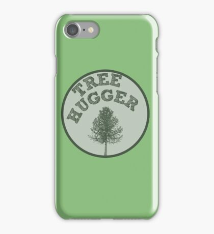 Tree Hugger iPhone Case/Skin