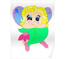 cute fairy Poster