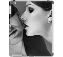 New Desire - sexy prefect calm love erotic art  t-shirts fetish black white valentine beautiful dark iPad Case/Skin