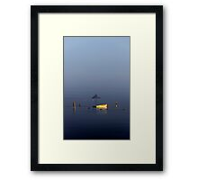 8:35 AM Hawaii Time Framed Print
