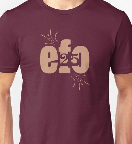 efo25 Unisex T-Shirt
