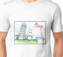 Mallow Travelers- Italy Unisex T-Shirt
